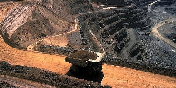 Industrie : Forte hausse de la production minière
