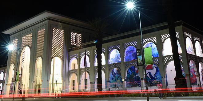 Rabat: La Biennale internationale attire du monde