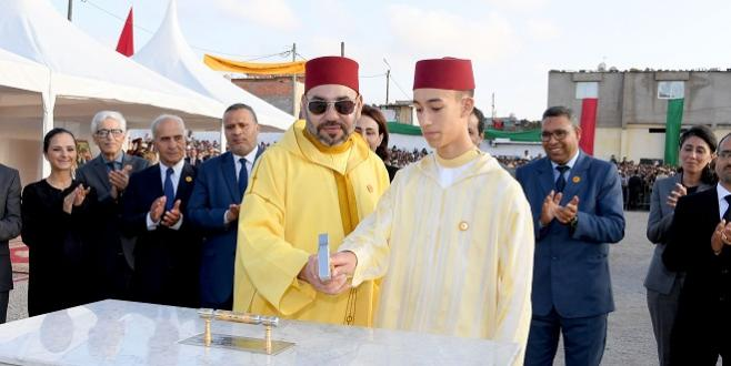 Kénitra : Le Roi lance trois projets sociaux