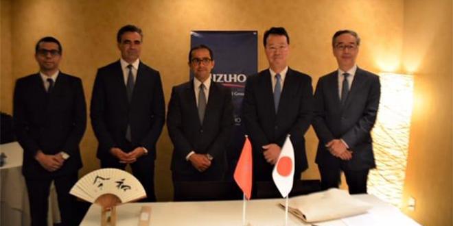 Attijariwafa bank signe un MoU avec Mizuho Bank
