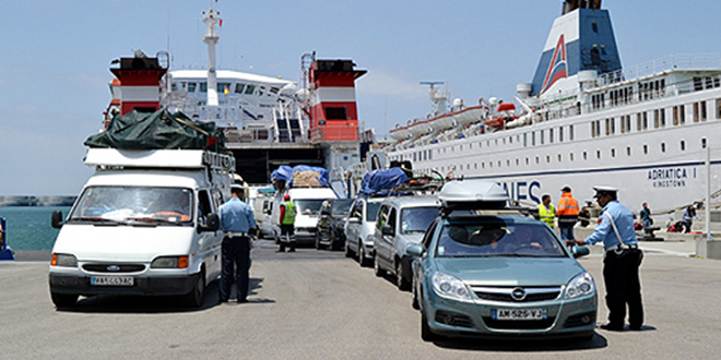Plus de 162 mille MRE ont regagné le Maroc via Bab Sebta