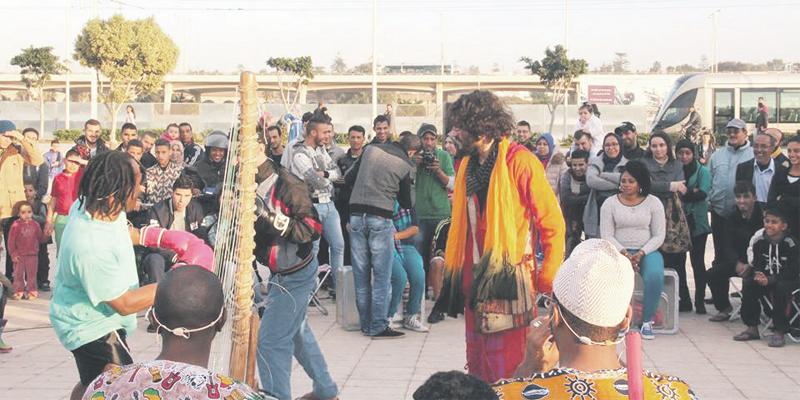 "Du "" Street Music'' à Essaouira"