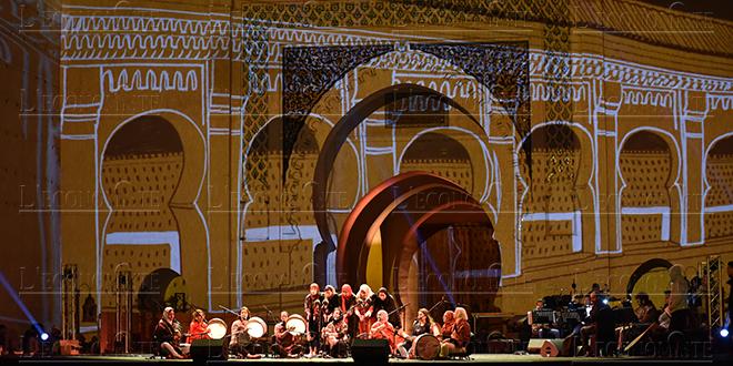 Musiques sacrées de Fès : Le plateau de l'ouverture dévoilé