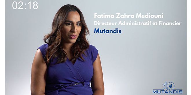 VIDEO/ Mutandis : Les 10 ans d'une success-story