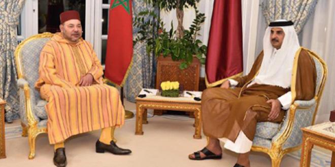 Le Qatar soutient aussi le Maroc