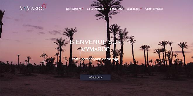 MyMaroc, nouvelle plateforme de voyage