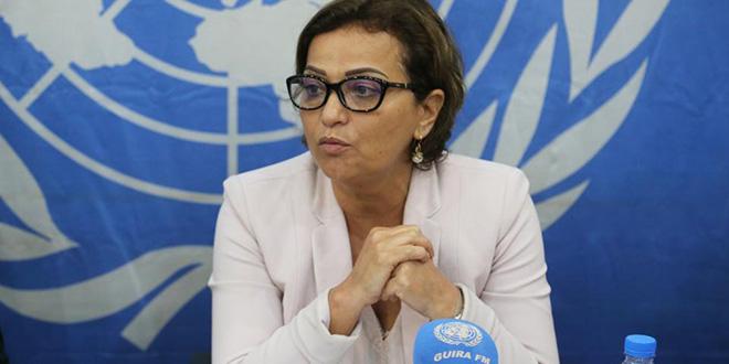 ONU: Najat Rochdi nommée Coordinatrice spéciale adjointe pour le Liban