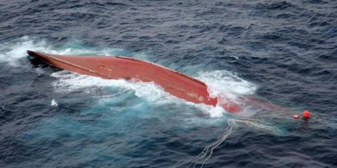 Dakhla : Naufrage d'un bateau