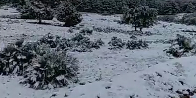 Imouzzer et Ifrane sous la neige