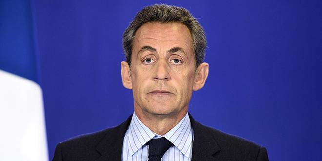 Sarkozy en garde à vue