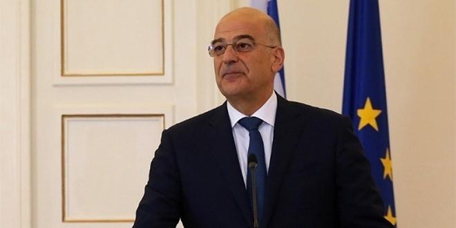 Le chef de la diplomatie grecque au Maroc