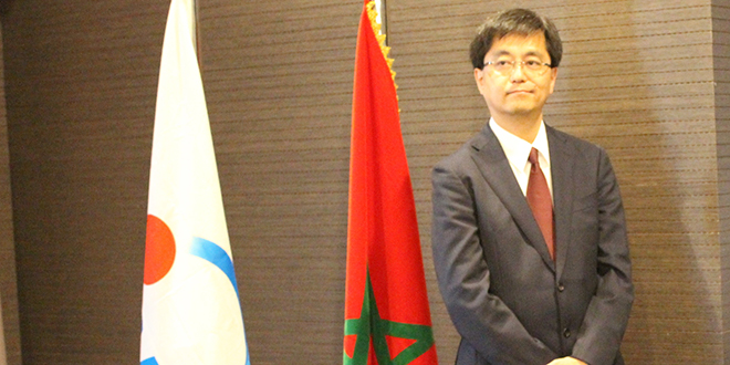 Un nouveau représentant de la JICA au Maroc