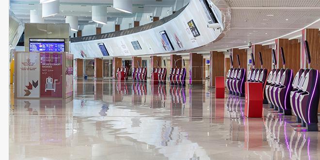 RAM démarre le transfert de ses vols au nouveau Terminal 1
