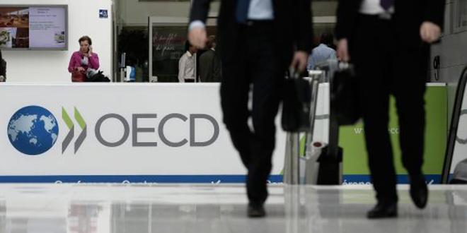 Croissance : L'OCDE modérée