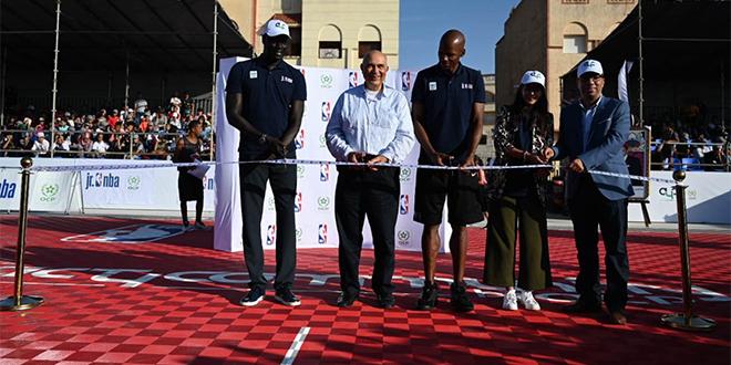 L'OCP et la NBA main dans la main pour démocratiser le basket