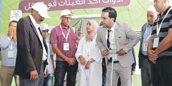"L'OCP lance ""Al Moutmir Li Khadamat Al Qorb"""