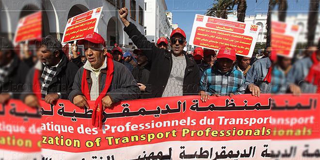 Grève dans le secteur public : Les plaintes des syndicats