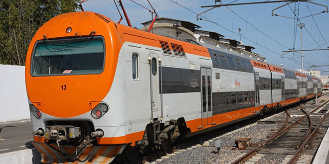 ONCF : Suppression de trains sur l'axe Kénitra-Casablanca