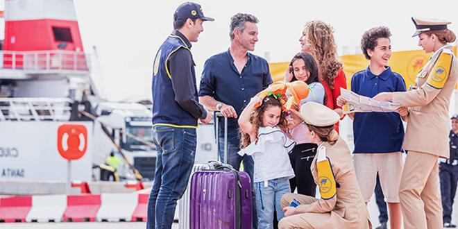 Marhaba 2017 : Le trafic en hausse à Tanger Med