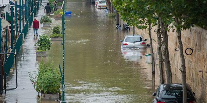 France : après la canicule, les violents orages et inondations