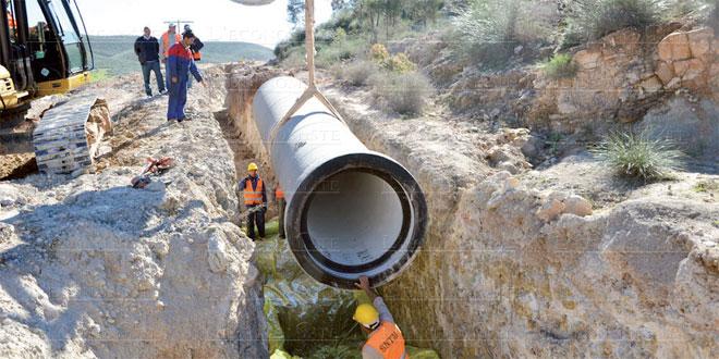 Programme d'approvisionnement en eau: Les détails