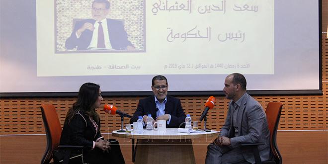 El Othmani : Pas de remanient ministériel en vue