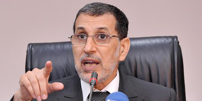 """El Othmani : Le Maroc """"rejette la politique du fait accompli"""" sur le Sahara"""