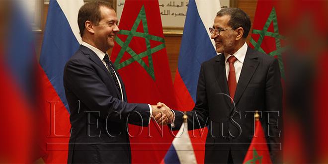 La Russie veut augmenter ses importations d'agrumes marocains