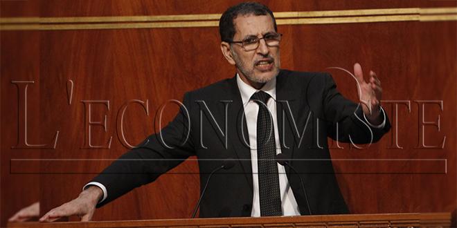 """El Othmani hausse le ton face au """"laxisme"""" de l'administration"""