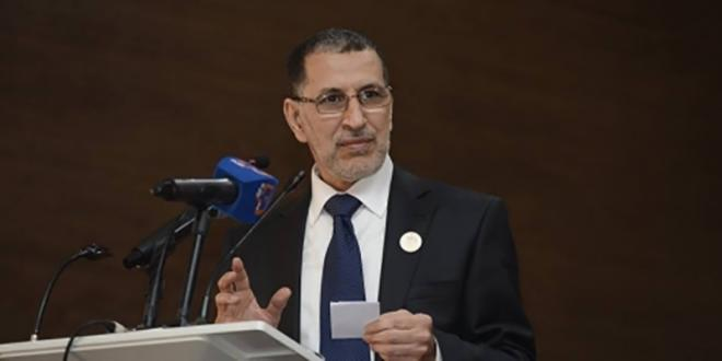 Le gouvernement El Othmani à Marrakech
