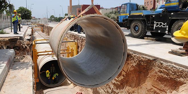 Assainissement : 110 millions de DH pour Ouezzane
