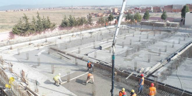 Jerada: Lancement des travaux du projet d'assainissement liquide de Touissit