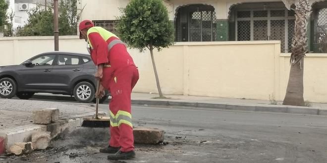 Fès: Ozone débarrasse la ville des ordures de l'Aïd
