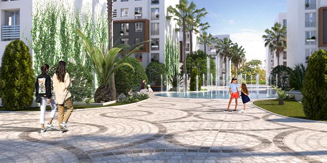 Casablanca : Palm Immobilier commercialise Palm Square