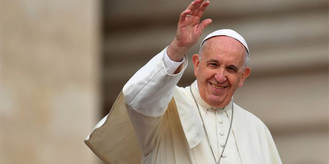 Le pape au Maroc en 2019