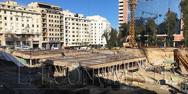 Plus de 2.500 places de parkings souterrains à Rabat