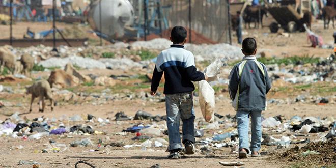 Pauvreté des enfants : Ces régions qui traînent des boulets