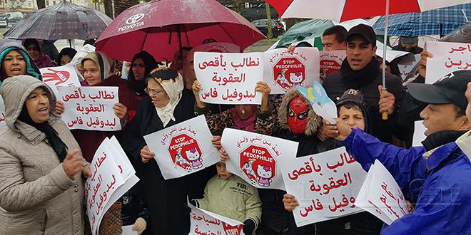 Fès-Pédophilie: Les ONG déposent un recours demandant la peine capitale