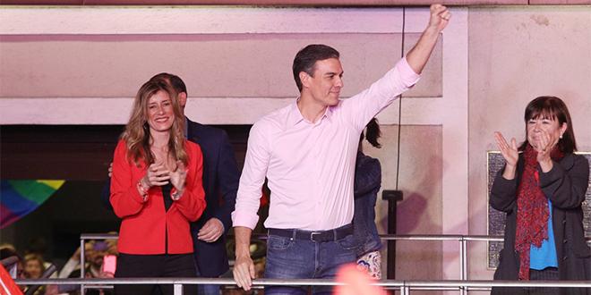 Espagne/ Législatives : Les socialistes gagnent, l'extrême droite au Parlement