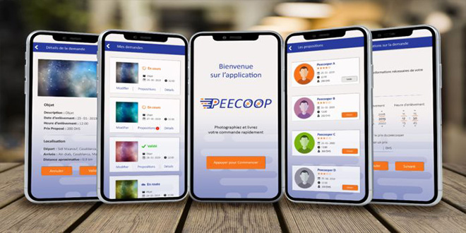 Transport de marchandises: Une nouvelle appli mobile lancée