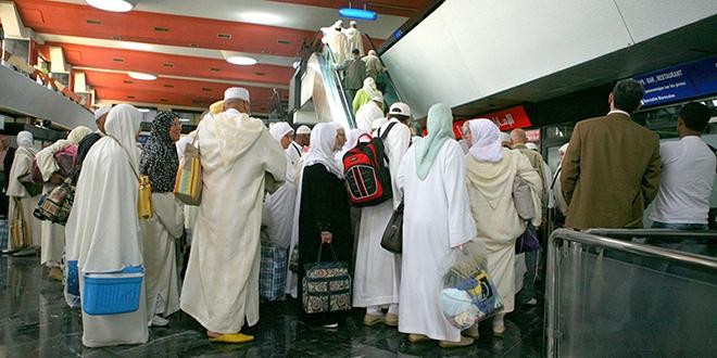 Hajj : Départ des premiers pèlerins marocains