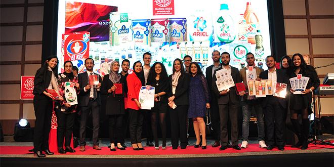 Produit de l'année : P&G Maroc se distingue