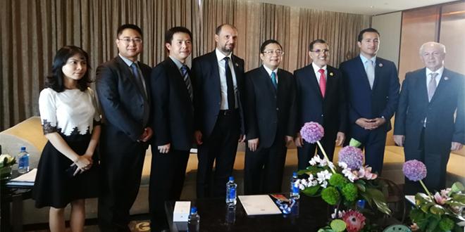 Huawei réaffirme son intérêt pour le Maroc
