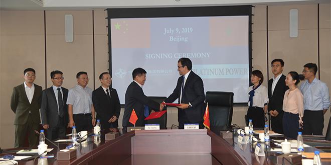Projets hydroélectriques : Platinum Power s'allie au chinois CFHEC