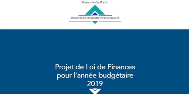 Retrouvez le PLF 2019 et les Notes/Rapports accompagnant
