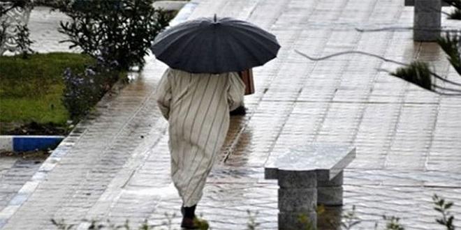 Alerte Météo : Il va pleuvoir dans ces villes...