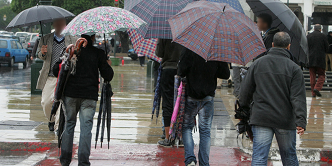ALERTE MÉTÉO : Orages et pluies dans plusieurs régions