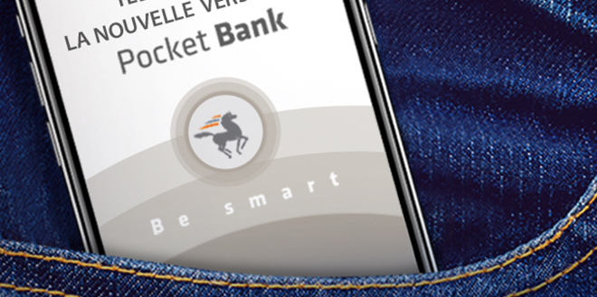 "Mobile banking : BP relifte son appli ""Pocket Bank"""
