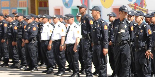 Concours : Des policiers tombent pour fraude