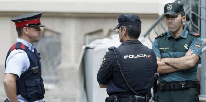 Espagne : Un Algérien abattu pour avoir attaqué un commissariat